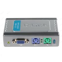 D-Link KVM-121 2-Port KVM Switch with Audio Support